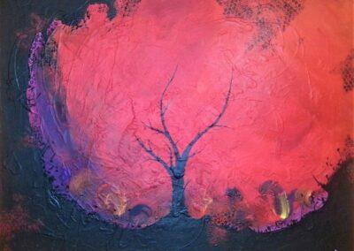 Strom Samoty